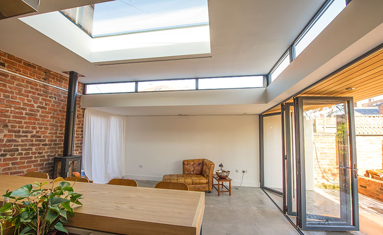 Haus Glass The Atlas Flat Rooflight