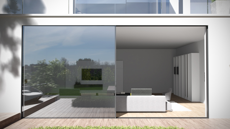 Haus Infinium Sliding Door