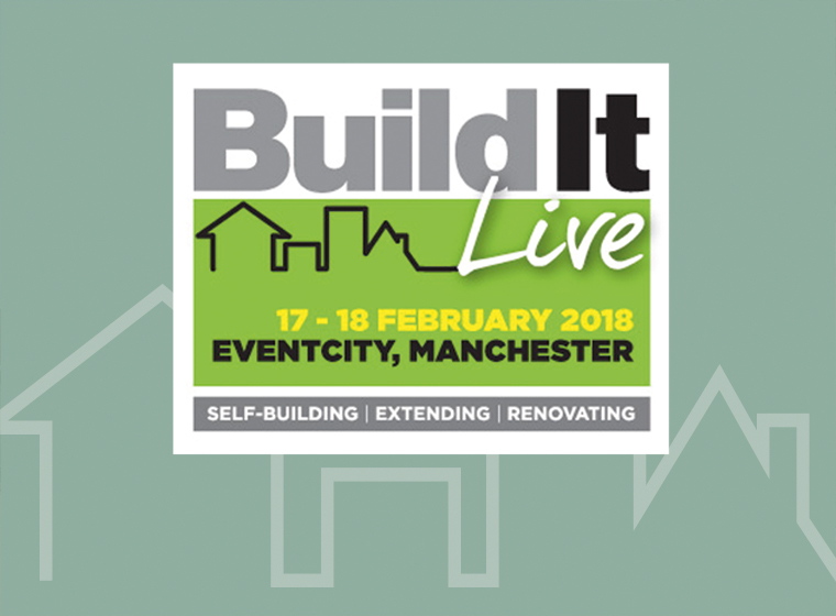 Build It Live 2018 Haus Glass exhibitor Manchester
