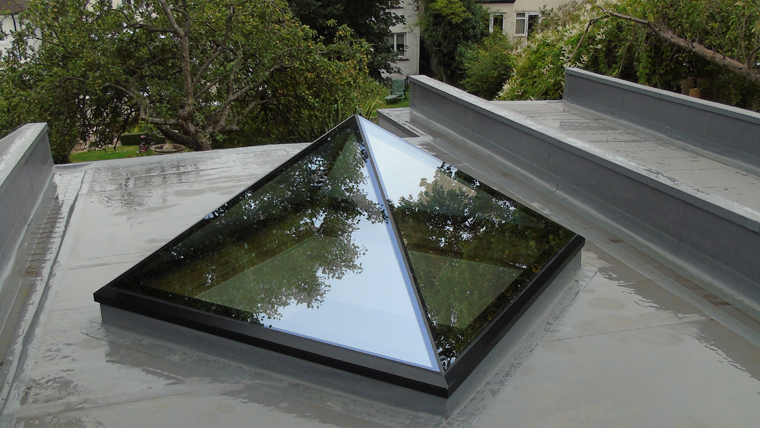 Haus Pyramid Rooflight