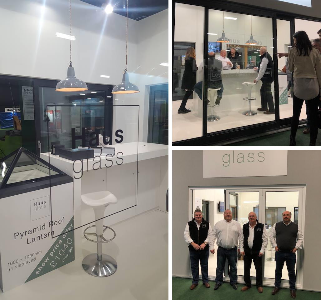 Build It Haus Glass team