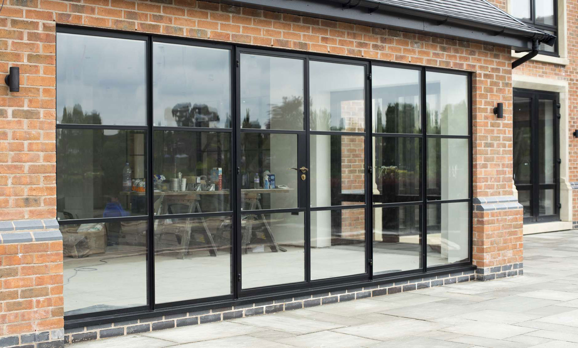 Heritage Style Crittall Style Doors And Windows